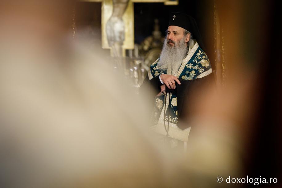 Înaltpreasfințitul Teofan / Foto: Oana Nechifor